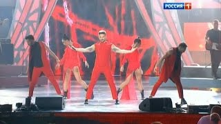 Новая волна 2016. Сергей Лазарев -  Идеальный мир (Live)