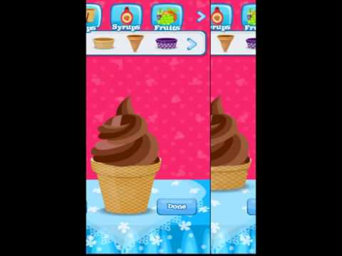 Video of Ice Cream Maker – Cooking Game