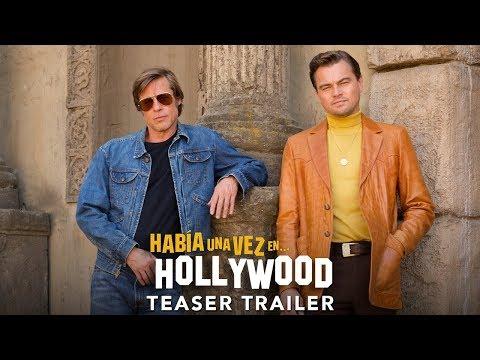 """""""Érase una vez en Hollywood"""" ya tiene tráiler"""