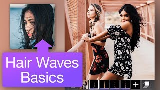 Hair Waves Basics Tutorial