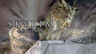 Skyrim Reborn (Modded) 23   Paarthurnax