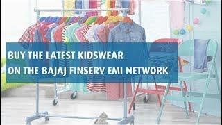 Buy the Latest Kidswear on EMI