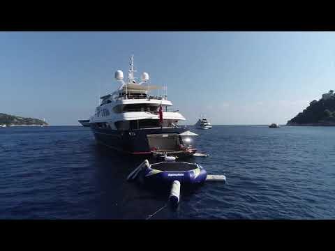 Benetti 55m video