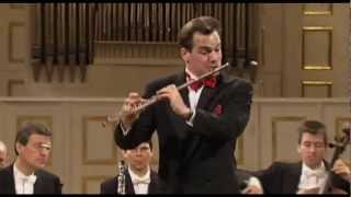 Mozart - Flute Concerto No. 1 in G major (K. 313) By Emmanuel Pahud soloist (Full HD)