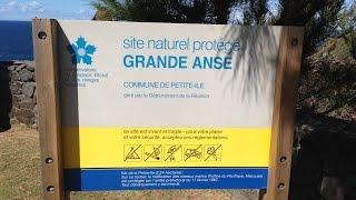 preview picture of video 'Cap Grande Anse - Petite Île - Îe de La Réunion'