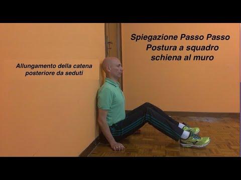 Trattamento del mal di schiena durante lallattamento