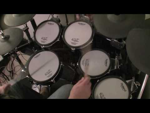 Today Is The Day - Lincoln Brewster (Drum Cover)