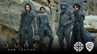 DUNE (2021) Official NEW Trailer 2 | WB Pictures & HBO Max