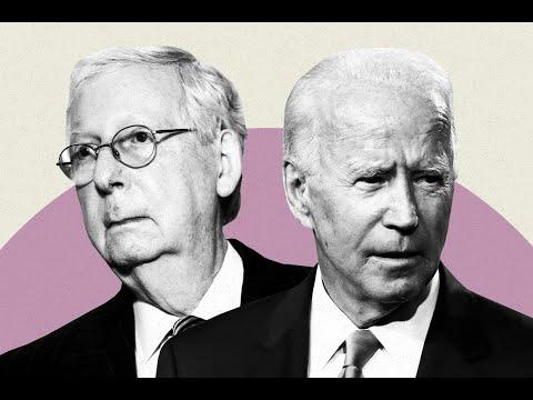 McConnell Allows GOP Senators To Question Biden's Election Win
