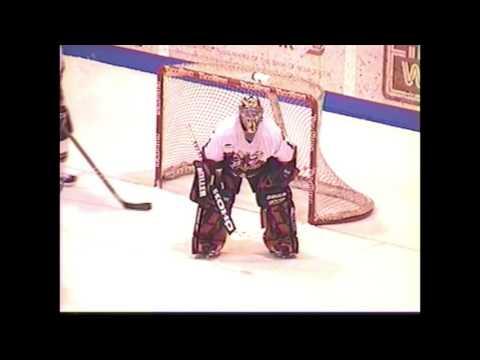 Victoria vs Merrit Game 7 BCHL Final 2001