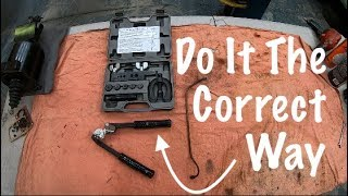 How To Bend and Flare Brake Lines