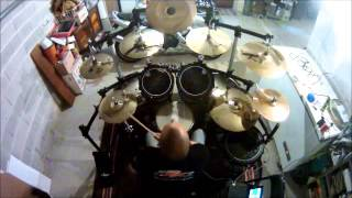 ARCH ENEMY you will know my name DRUMS COVER by BELOTTI Florian