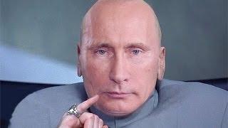 Доктор Зло Путин ,Киселёв и Радиоактивный пепел для США