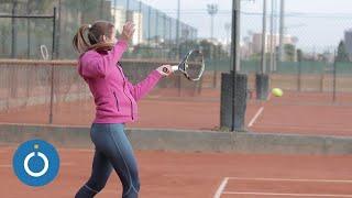 DIRITTO nel tennis - tutorial