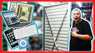 RISKED IT ALL With STORAGE UNIT BUY! I Bought An Abandoned Storage Unit