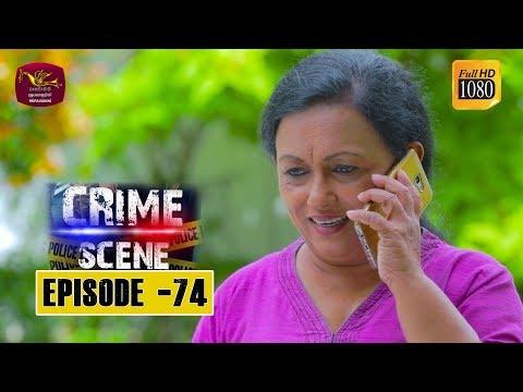 Crime Scene - ක්රයිම් සීන්   Episode -74   2019-03-06   Rupavahini TeleDrama