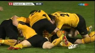 VfL Osnabrück - Dynamo Dresden 1:3 nV (2.Liga Relegation)