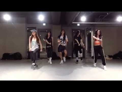 Dance mirror 7/11- Beyonce Choreography by Mina Myoung