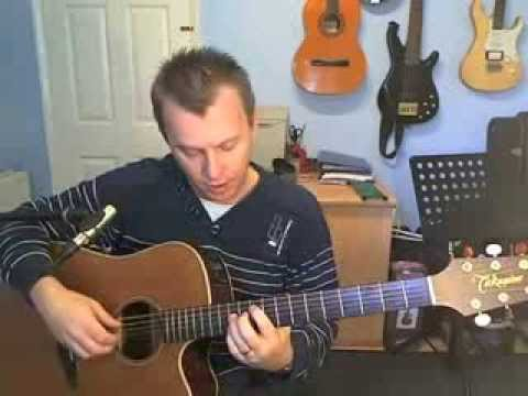 How To Play 'Blackbird' - Fingerstyle Guitar Lesson
