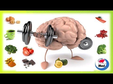 10 Alimentos Para Fortalecer El Cerebro