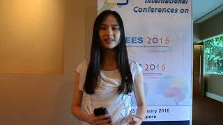 Ms Lijun - Global Science & Technology Forum