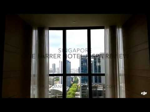 Singapore  – One Farrer Hotel & Spa Review