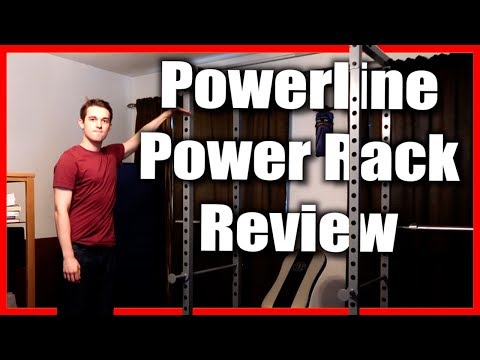 PowerLine PPR200X Power Rack Review | 1 Minute Review