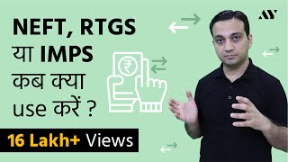 NEFT, RTGS & IMPS Transfer - Limits, Charges & Timings