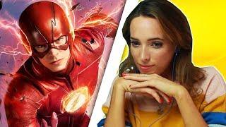 Irish People Watch The Flash