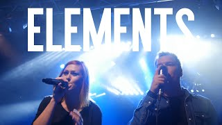 Painting Memories - Elements feat. Zuza (Official Live Video)