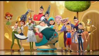 Meet the Robinsons-The future has arrived