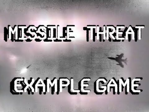 Missile Threat Example Game