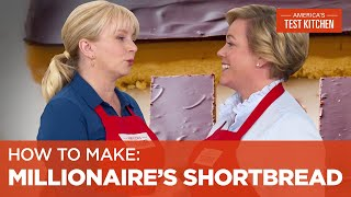 How to Make One of Our Most Popular Cookies–Millionaire's Shortbread