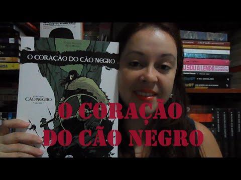 HQ: O Coração do Cão Negro - Vol. 1