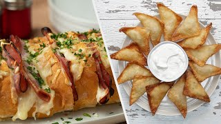 Holiday Appetizers Using Easy Store-Bought Ingredients •Tasty