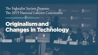 Click to play: Originalism and Changes in Technology