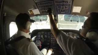 preview picture of video 'Best landing and take off in Lukla Nepal'