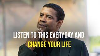 Denzel Washington's Life Advice Will Leave You SPEECHLESS