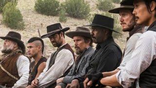 Семеро ковбоев вышли на тропу войны в новом ремейке «Великолепной семёрки»