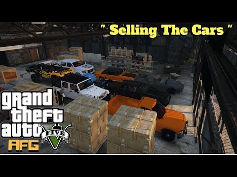 GTA 5 Roleplay - Selling The Car Collection - Ep. 88 - Cv