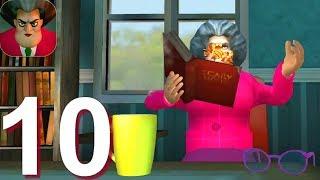 Scary Teacher 3D - Gameplay Walkthrough Part 10 - Miss T Spider Prank (Android, iOS)