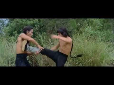 Five Shaolin Masters - Training Scene - Shaw Brothers