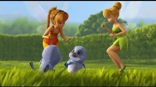 Disney Fairies Short - Fairy Cherry Tree