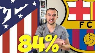 Атлетико Мадрид Барселона Прогноз / Прогнозы на Спорт / ЖАРА В ИСПАНИИ