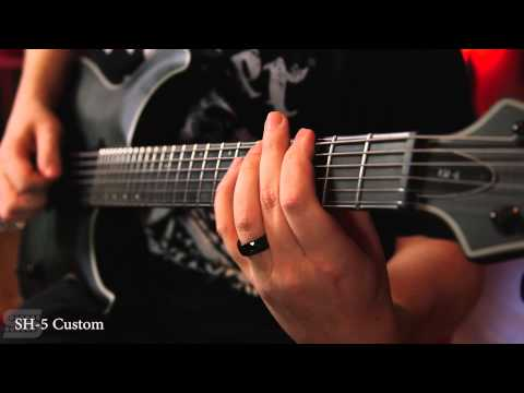 Duncan Distortion – bridge | Seymour Duncan