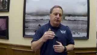 How to develop a handgun training program.