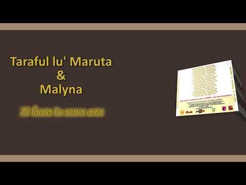 Taraful Lu Maruta & Malyna – Zi lauta in seara asta Video