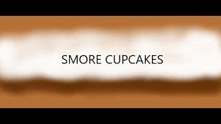 'Smores cupcakes