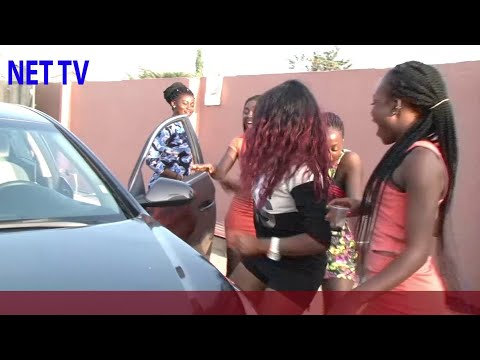 HOOKUP LADIES / HOT GHANAIAN MOVIE