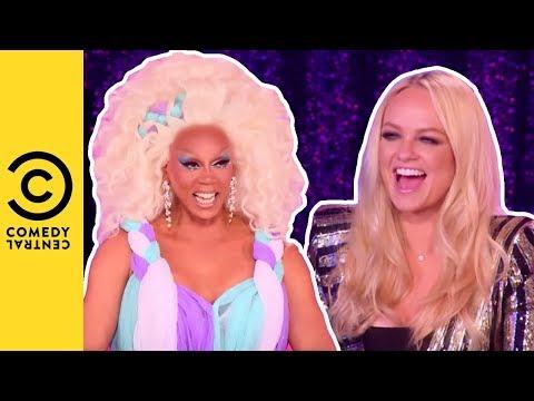 Spice Girls Tribute Act | RuPaul's Drag Race All Stars 3